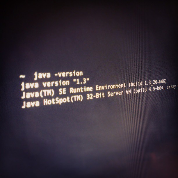 java on ubuntu